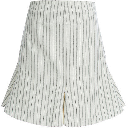 Preorder Ellery Charcoal On Clay Song Skirt