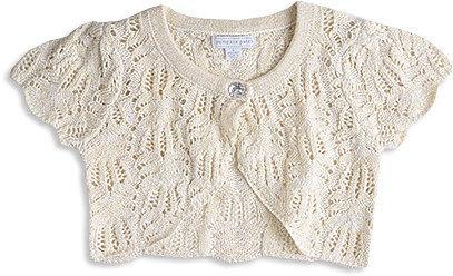 Party Princess Crochet Cardigan