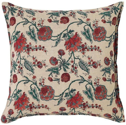 Oleander Cushion Cover, Large - Multi