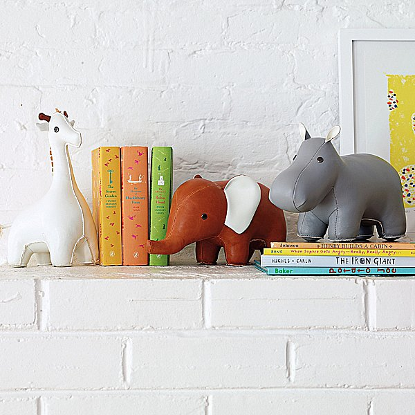 Serena & Lily Menagerie Bookends