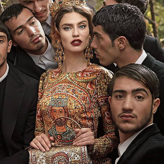 Dolce & Gabbana Fall 2013 Ad Campaign | Pictures