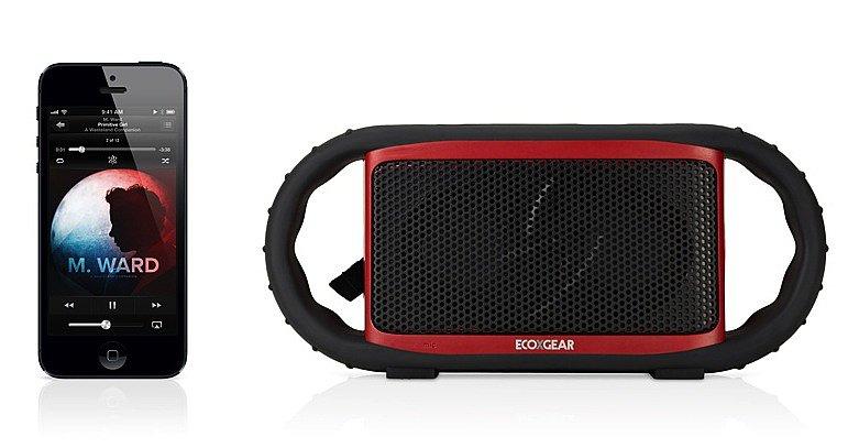 ECOXBT Bluetooth Waterproof Speaker