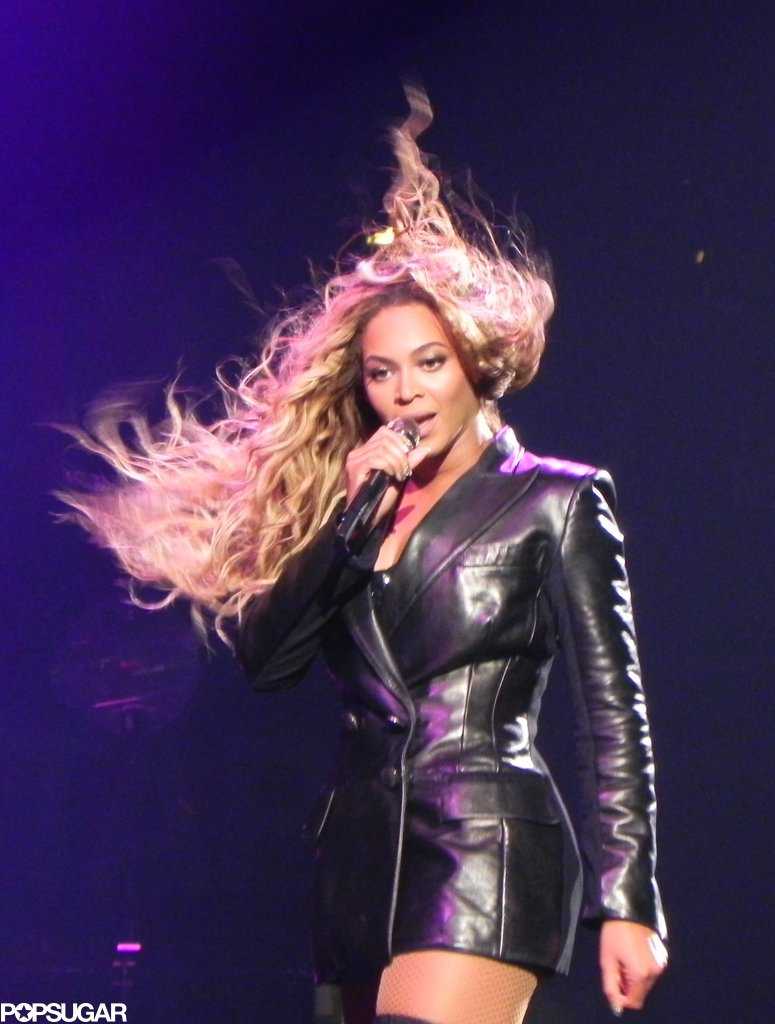 Rob, Selena, Nicole, and More Flock to the Staples Center For Beyoncé's Show