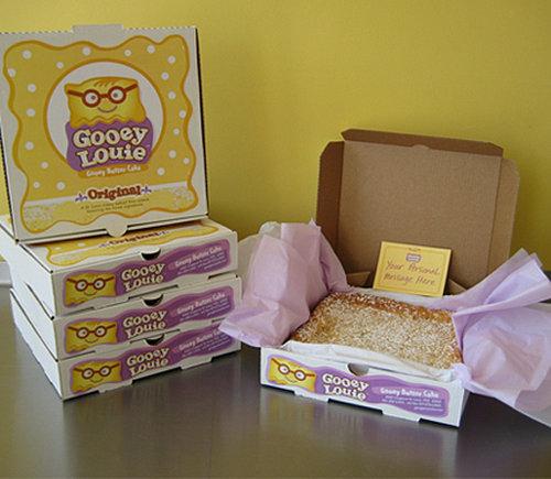 Missouri: Gooey Louie St. Louis Gooey Butter Cake