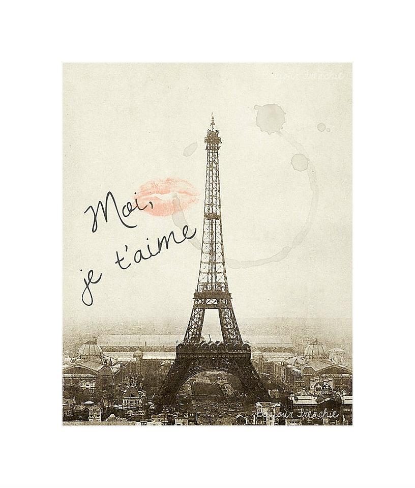 Je t'aime, Paris ($18)