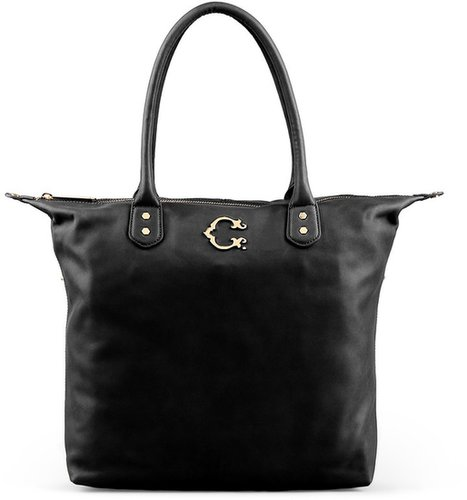 Nappa Leather Easy Tote