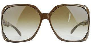Gucci GUCCI Bamboo Frame Glasses