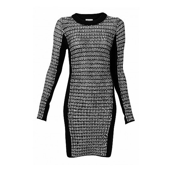 Witchery is always a great place to go for warm knits and dresses. I scooped up this little number, and wear it nearly every chance I get. The high neck and textured, thick fabric make it ideal for those chilly days. — Steph, health & fitness and beauty journalist Dress, $149.95, Witchery