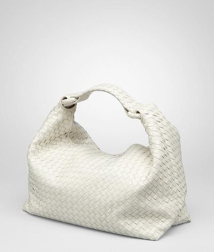 Platre intrecciato light calf sloane bag