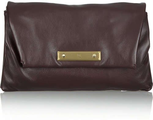 McQ Alexander McQueen Albion leather shoulder bag