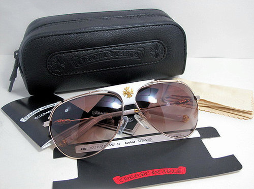 Chrome Hearts Sunglasses Kufannawi II GP-WS 2012