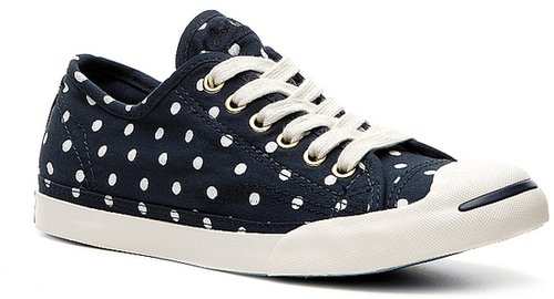 Converse Jack Purcell Polka Dot Sneaker