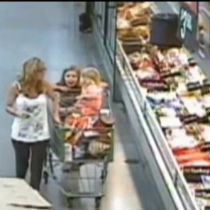 Police Rescue Toddler Kidnapped in Walmart
