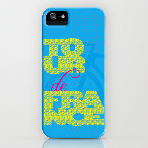 The bright blue and green colors of this iPhone case ($35) are so eye catching.
