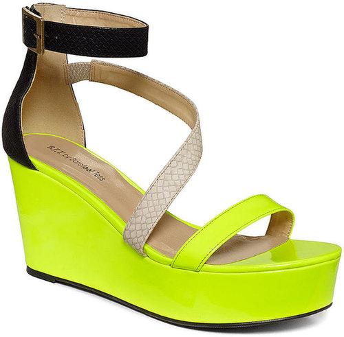Barefoot Tess Shoes, Belize Platform Wedge Sandals