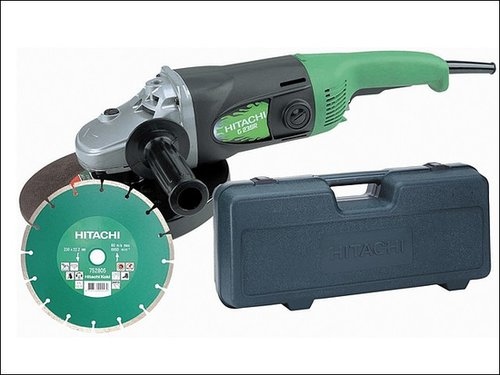G23SS Angle Grinder with Diamond Blade & Case 110 Volt | Power Tools 2 Buy
