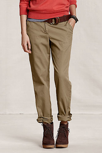 Women's Slim Slouch Chinos
