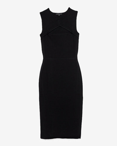 Narciso Rodriguez Ottoman Knit Dress