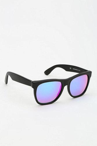 SUPER Basic Rainbow Square Sunglasses
