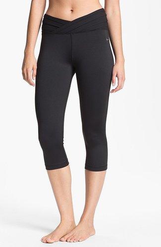 Nike 'Gym Om' Capri Leggings