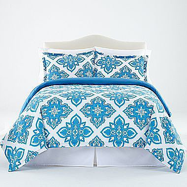 jcp EVERYDAYTM Greek Isle Comforter Set