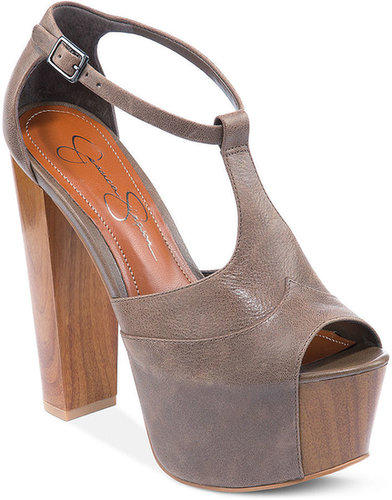 Jessica Simpson Shoes, Dany Platform Sandals
