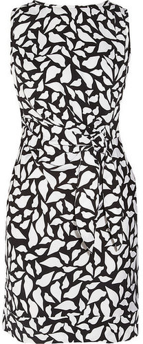 Diane von Furstenberg New Della stretch-silk dress