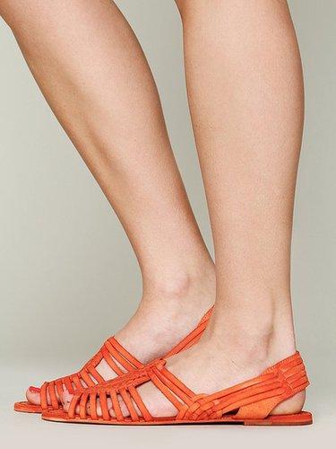 Deep Dyed Sandal