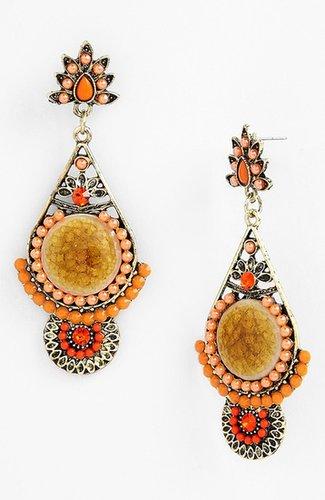 Cara Drop Earrings