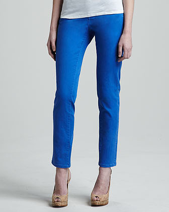 Christopher Blue Isabel Cigarette Pants