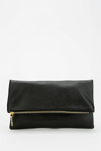Deena & Ozzy Fold-Over O-Ring Clutch