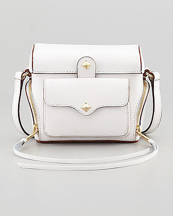 Rebecca Minkoff's Craig Leather Camera Case ($195) is pretty much your perfect no-fuss bag with a fashion-conscious tilt.