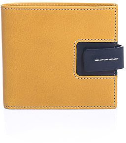 Bill Amberg Hunter leather wallet