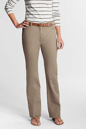 Women's Regular Fit 1 Hollywood Sateen Pants