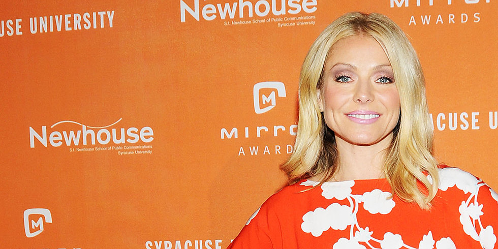 How Kelly Ripa Stays Healthy, Fit, and Happy
