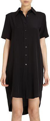 Co. High Low Hem Shirt Dress