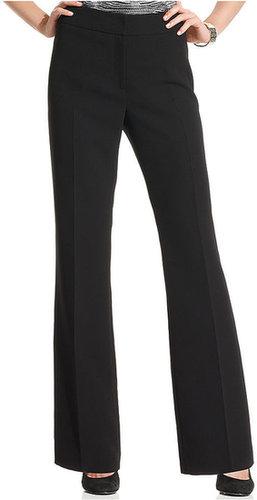 Kasper Pants, Ava Curvy-Fit Trousers