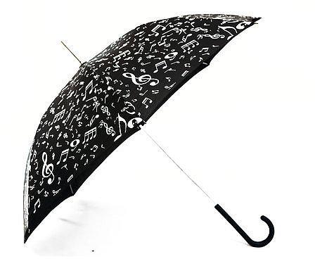 Dandyfrog Musical Umbrella Large