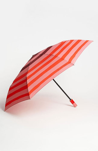 Burberry Trafalgar Stripe Folding Umbrella