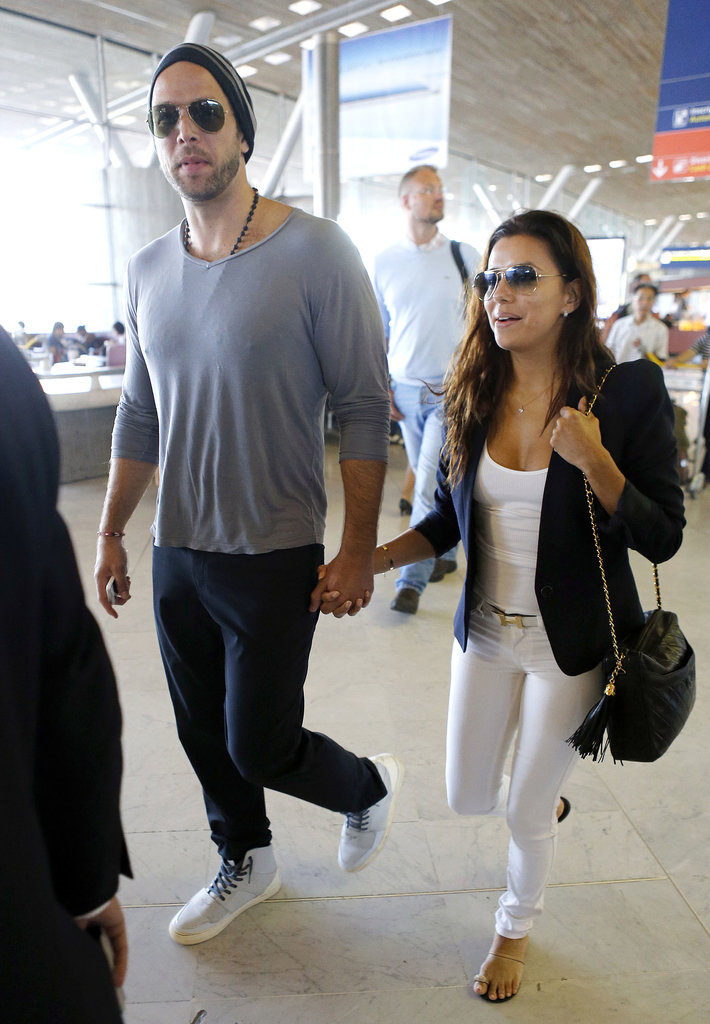 Eva and Ernesto Show Off Their New Love in Paris