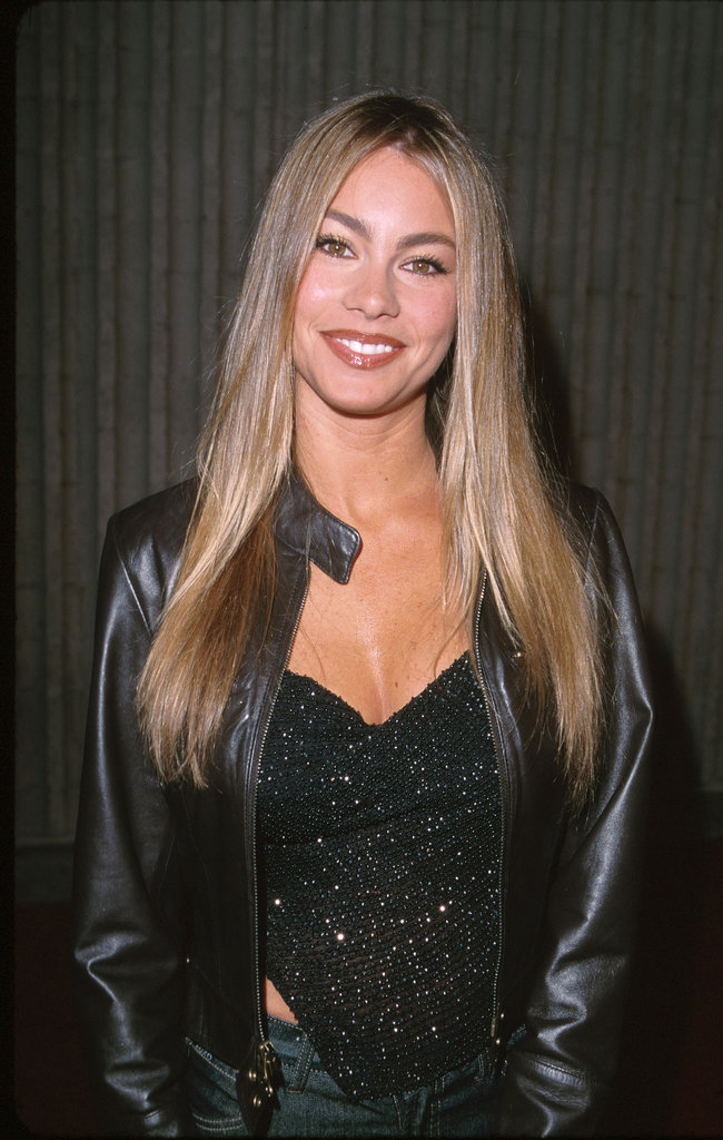 Variants.... Completely Sofia vergara blonde sorry