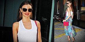 Try Miranda Kerr and Alessandra Ambrosio's Foolproof Formula For Prints