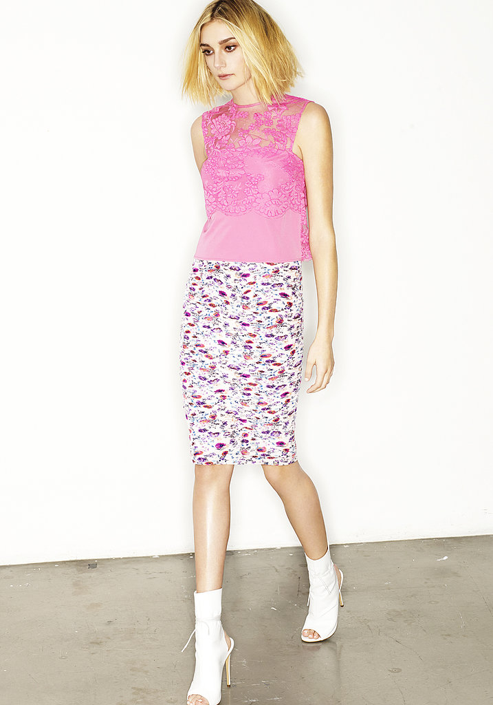 Resort 2014: Alex Perry Gets Playful