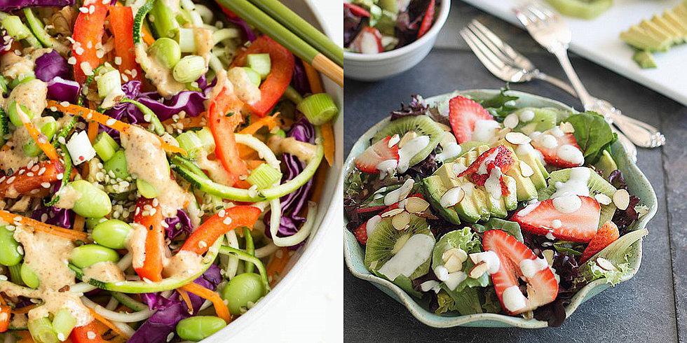 Produce-Packed Summer Salads That Help With Weight Loss