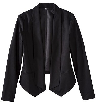 Mossimo® Women's Sateen Blazer Jacket - Assorted Colors