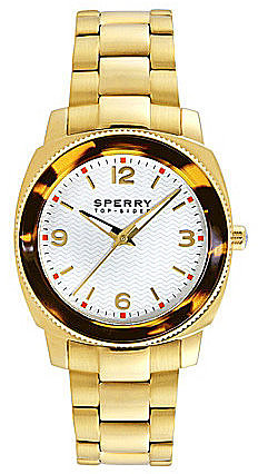 Sperry Top-Sider Summerlin Gold Watch