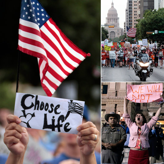 The Texas Abortion Bill Is Signed Into Law