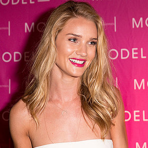 Best Celebrity Hair, Beauty Looks: Rosie Huntington-Whiteley