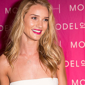 Rosie Huntington-Whiteley's Sexy Calvin Klein ModelCo Moment