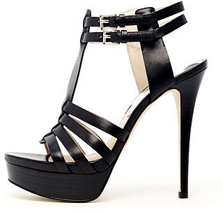 MICHAEL Michael Kors  Georgie T-Strap Platform Sandal